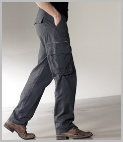 Mens Casual and Cargo Pants
