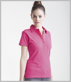 Skinnifit Ladies Modern Stretch Pique Polo Shirt