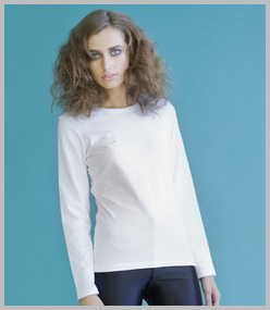 Skinnifit Modern Essential Long Sleeve T-Shirt
