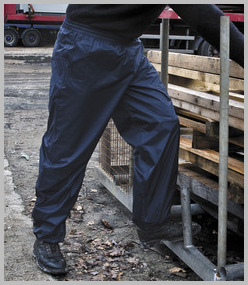 Result Weatherguard Rain Trousers