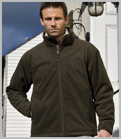 Result Extreme Climate Stopper Fleece Jacket