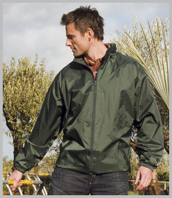 Result Weatherguard Rain Jacket