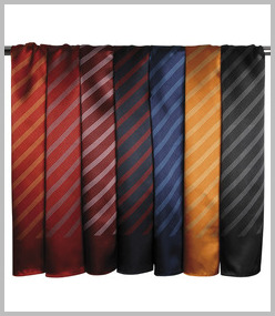 Premier Four Stripe Business Scarf