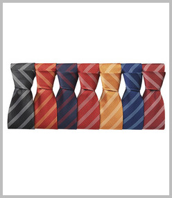 Premier Four Stripe Business Tie