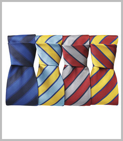 Premier Wide Strip Business Tie
