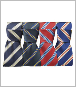 Premier Striped Business Tie