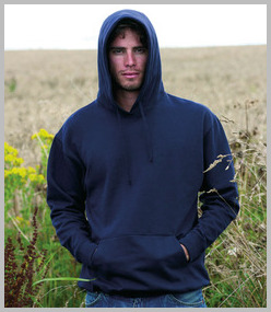 Organic Mens Hoodies