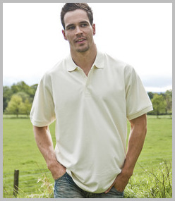 Organic Mens Polo Shirts
