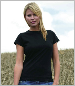 Organic Ladies T-shirts