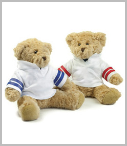 Mumbles Teddy Rugby Top Medium