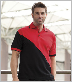 Finden & Hales Team Pique Polo Shirt