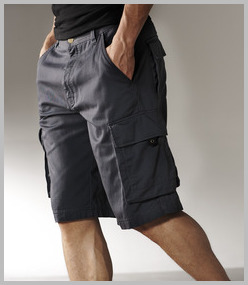 mens leisure shorts