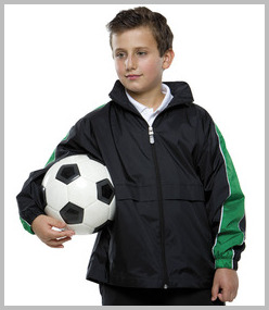 Kustom Kit Kids Gamegear Sporting Jacket