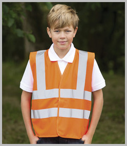 RTY Kids High Visibility Vest