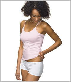 Hanes Ladies Shorts