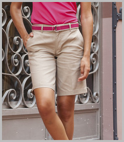ladies leisure shorts
