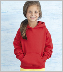 Gildan Heavy Blend Kids Hooded Sweatshirt