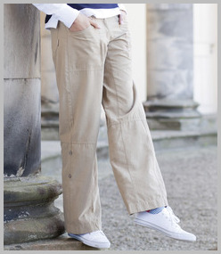 Front Row Ladies Utility Trousers
