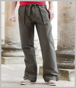 Front Row Utility Combat Trousers